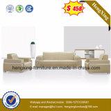 Factory Wholesale Price Modern Leather Office Sofa (HX-CS004)