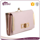 Fani Pink Blue PU Hand Purse for Women, Ladies Mobile Purse