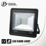 30W SMD Sanan LED Square Flood Light with Ce RoHS SAA