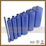 Straight Shank Dry Turbo Diamond Core Drill Bit for Stone (SY-DCDB)