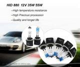 HID for Auto Car Headlight Bulb with Halogen Lighting 12V 55W Head Lamp Halogen Bulb H4 H7 H8 H9 H11 9005 9006 and HID 880 35W 55W