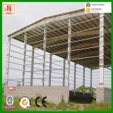 Prefabricated Steel Aircraft Hangar Project