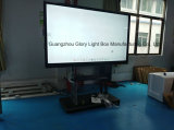 86inch Multi Touch All in One Double System Windows Android Electric Whiteboard for Education