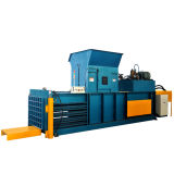 Semi-Automatic Hydraulic Baler for Metal, Paper, Cardboard, Plastic