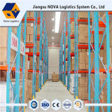 Heavy Duty Pallet Racking with Wire Mesh High Quality