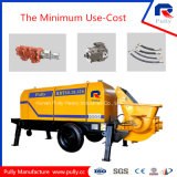 High Quality Hydraulic Pump Electric Portable Concrete Pump