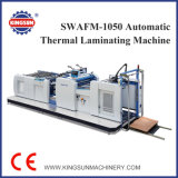 SWAFM-1050 Model High Speed Thermal Film Laminating Machine
