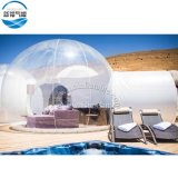 Premium Outdoor Four Season Clear Yurt House Inflatable Bubble Dome Tent