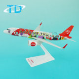 Airbus A320neo Air Asia (amazing) 26cm Business Airplane Model