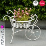Metal Flower Pot Plant Stand Garden Decoration