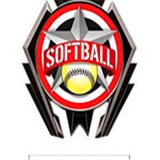 Personal Design Zinc Alloy Printed Softball Display Decoration Medal Enamel
