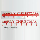 Hot New Metal Christmas Stocking Holder for Home Decoration