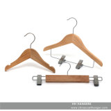 Rose Copper Gold Wire Metal Coat Hanger for Suit, Pet Coated Wire Hanger