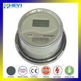 Single Phase Two Wire Three Wire Socket Electrical Meter