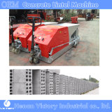 Duoble Layers of Holes Super Thick Concrete Wall Panel Extrusion Machine