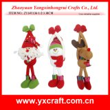 Christmas Decoration (ZY14Y136-1-2-3) Christmas Product Kids Souvenir