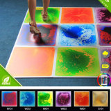 50*50 Cm Colorful Gel Floor Tile (MQ-GT5050)