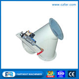 Feed Mill Equipment Three Way Discharger Valve