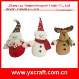 Christmas Decoration (ZY13G125-1-2-3 24CM) Christmas Ornaments Supply Advertisement