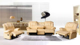 Genuine Leather Fabric Modern Electric Home Furniture Function Sofa Recliner
