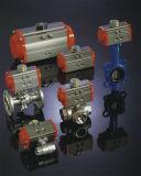 Low Temperature Type Pneumatic Actuator -40~80 Degree Working Temperature
