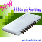GoIP 8 Channels VoIP GSM Gateway (VoIP to GSM and GSM to