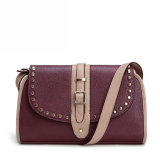 Wholesale High Quality Designer Handbag Women Leather Crossbody Bag