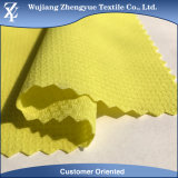 Textile Polyester Spandex Jacquard Waffle Stretch Clothing Fabric