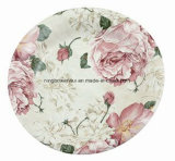 Round Custom Printed Disposable Party Paper Plate