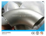 ASME 90deg Seamless Schedule 10s Stainless Steel Ss321 Elbow