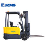 XCMG Warehouse Equipment 5ton 4 Wheel Electric Forklift Truck Fb50-Az1 with Competitive Price