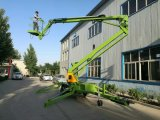 Self-Propelled Articulated Boom Man Lifter