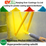 Thermosetting Electrostatic Spray Epoxy Polyester Powder Coating