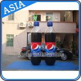 Inflatable Advertising Coca-Cola Printing Bottle Shape Models
