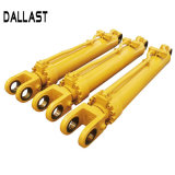 Dump Truck Machinery Cars Double Acting Hydraulic Oil Cylinder