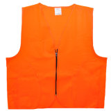 Orange Safety Vest Without Reflective Tape