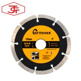 Wholesale Quality 5 Inch Stone Cutting Hot-Pressed Segment Diamond Saw Blade
