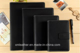 Different Size Notebook Ring Binger Leather Diary for Business
