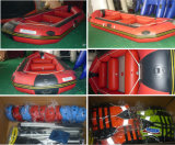 Inflatable Rafting Boat White River Rafting Boat with Ce Certifcation