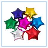 DTY0014 Customized Advertising Star Mylar Balloon