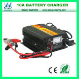 12V 10A Portable Battery Charger with CE Approved (QW-B10A)