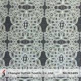 Garment Accessories Cotton Lace Fabric Wholesale (M3405)