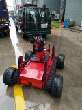 Durable Remote Control Firefighting Robot