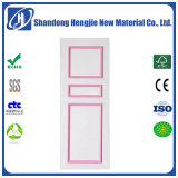 Eco-Friendly Fire  Rated Waterproof Wood Plastic Composite Interior WPC Door