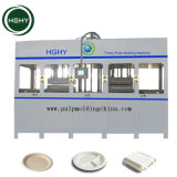 Hghy China Good Price Disposable Tableware Machine Fully Automatic Paper Plate Making Machine