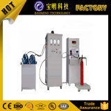 Portable CO2 Fire Extinguisher Filling Machine with Ce SGS Approved