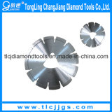 Laser Welded Diamond Blades for Green Concrete for Soft-Cut Machine