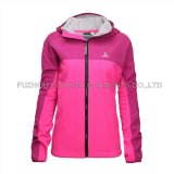 High Quality Cheap Outer Wear Soft Shell Jacket for Women