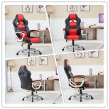 PVC Material Adjustable Height Desk Racing Office Chair Gaming Chair