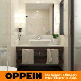Guangzhou Manufacturer Modern Wholesale Hotel Wood Melamine Bathroom Cabinets Vanity